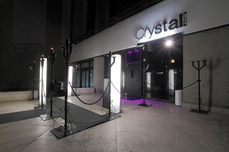 CLIENT: Crystall Le Club